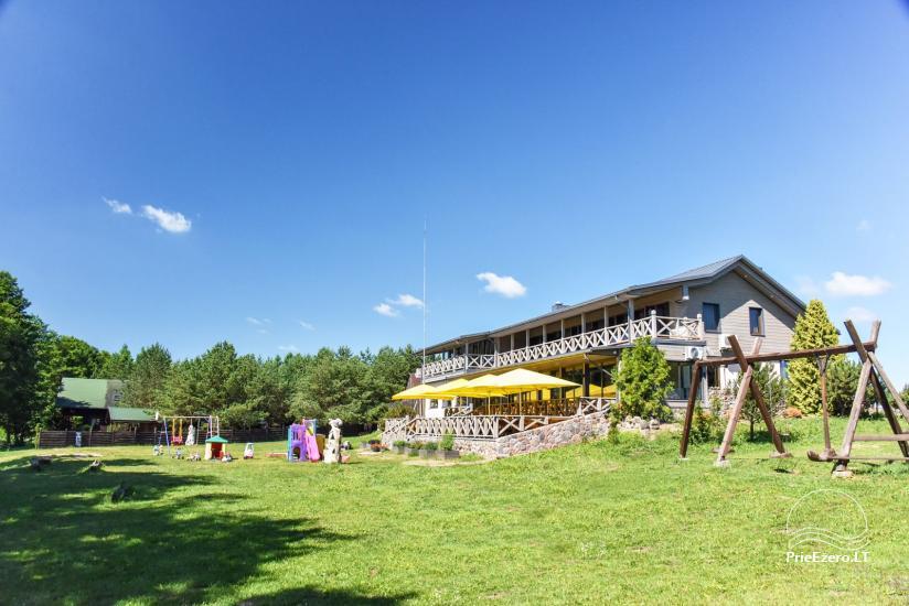 Kavinė Kurėnų užeiga ant ežero kranto Ukmergės rajone - 4