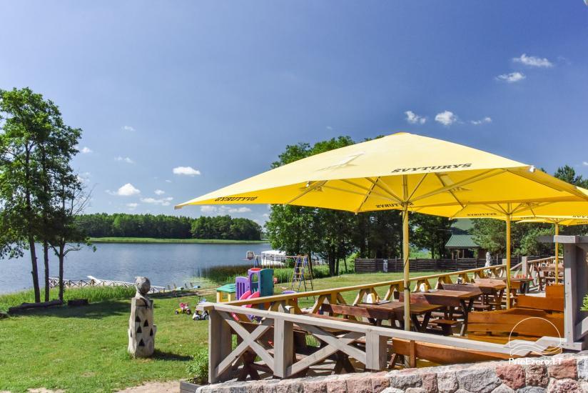 Kavinė Kurėnų užeiga ant ežero kranto Ukmergės rajone - 6