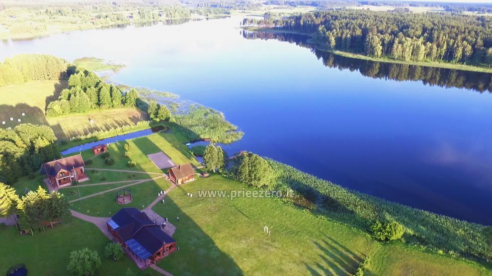 """""""PAS ŠEŠTOKĄ"""" – vila sodyba Molėtų rajone prie ežero (80 vietų) - 3"""