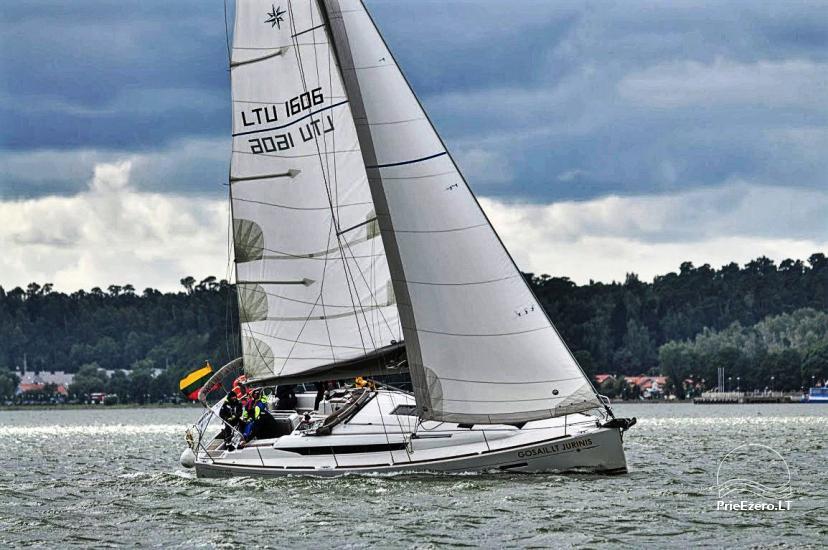 Laivo nuoma Lietuvoje ir užsienyje - 2