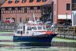 Laivo  nuoma Klaipėdoje. Pramoginė menkių žvejyba Baltijos jūroje laivu BRIZO
