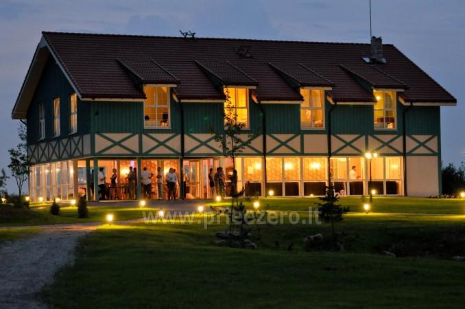 Konferencijų - pokylių salė Daugėlų sodyboje Župė - 1