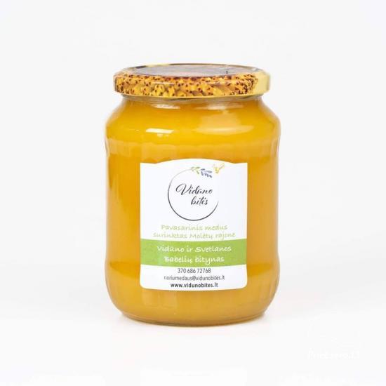 Vidūno bitės – Aukščiausios kokybės medu - 4