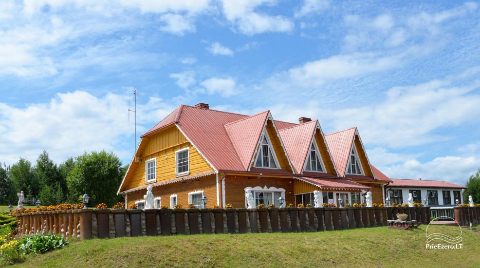 """""""Sodyba Jums"""" konferencijoms,seminarams ir mokymams Trakų raj. ant ežero kranto - 4"""