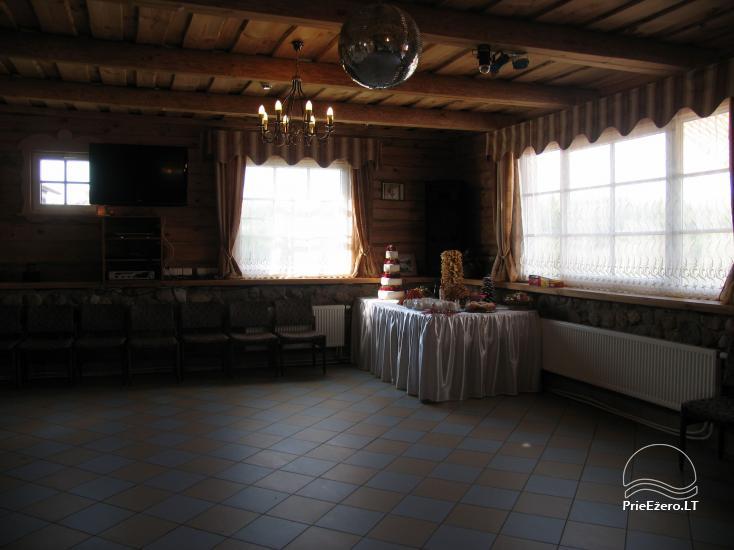 """""""Sodyba Jums"""" konferencijoms,seminarams ir mokymams Trakų raj. ant ežero kranto - 18"""