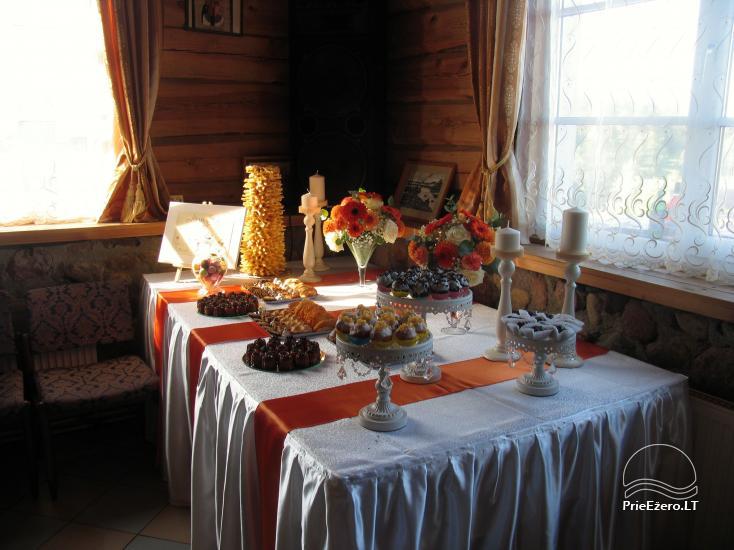 """""""Sodyba Jums"""" konferencijoms,seminarams ir mokymams Trakų raj. ant ežero kranto - 19"""