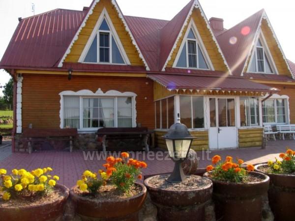 """""""Sodyba Jums"""" konferencijoms,seminarams ir mokymams Trakų raj. ant ežero kranto - 5"""