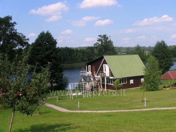 """""""Sodyba Jums"""" konferencijoms,seminarams ir mokymams Trakų raj. ant ežero kranto - 13"""