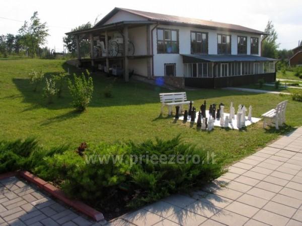 """""""Sodyba Jums"""" konferencijoms,seminarams ir mokymams Trakų raj. ant ežero kranto - 15"""