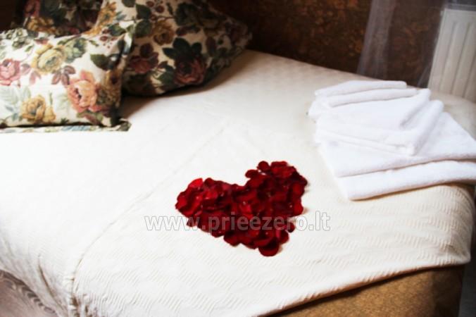 Romantiškas savaitgalis R&R Spa Villa Trakai - 1