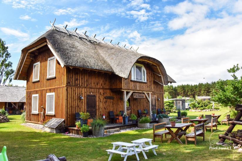 """Kavinė šventėms sodyboje """"JURGI"""" tarp jūros ir Papės ežero - 3"""