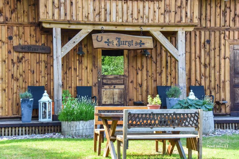"""Kavinė šventėms sodyboje """"JURGI"""" tarp jūros ir Papės ežero - 4"""