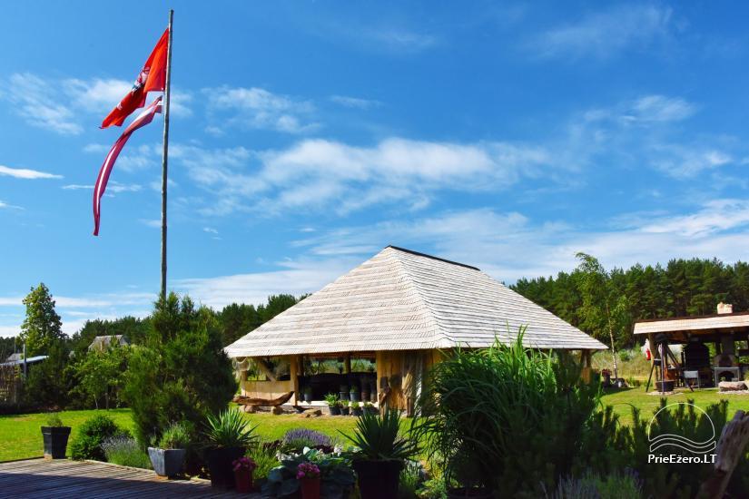 """Kavinė šventėms sodyboje """"JURGI"""" tarp jūros ir Papės ežero - 10"""