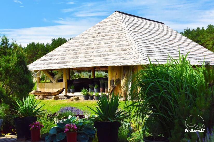 """Kavinė šventėms sodyboje """"JURGI"""" tarp jūros ir Papės ežero - 12"""