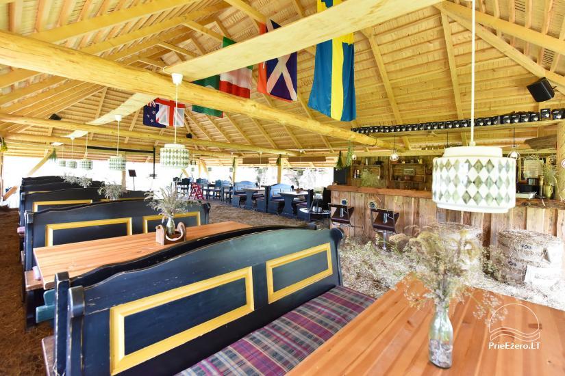 """Kavinė šventėms sodyboje """"JURGI"""" tarp jūros ir Papės ežero - 15"""