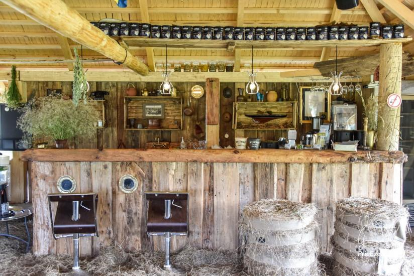 """Kavinė šventėms sodyboje """"JURGI"""" tarp jūros ir Papės ežero - 18"""
