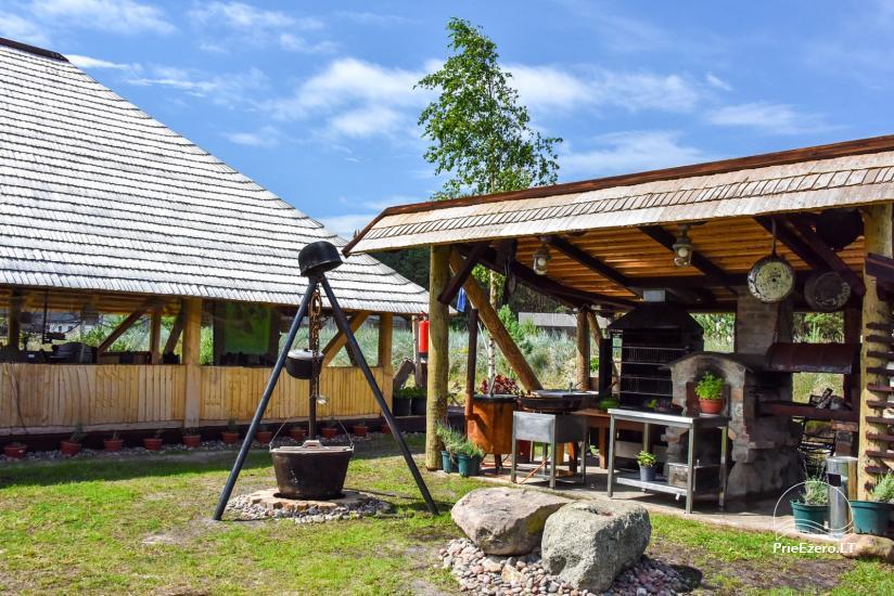 """Kavinė šventėms sodyboje """"JURGI"""" tarp jūros ir Papės ežero - 22"""