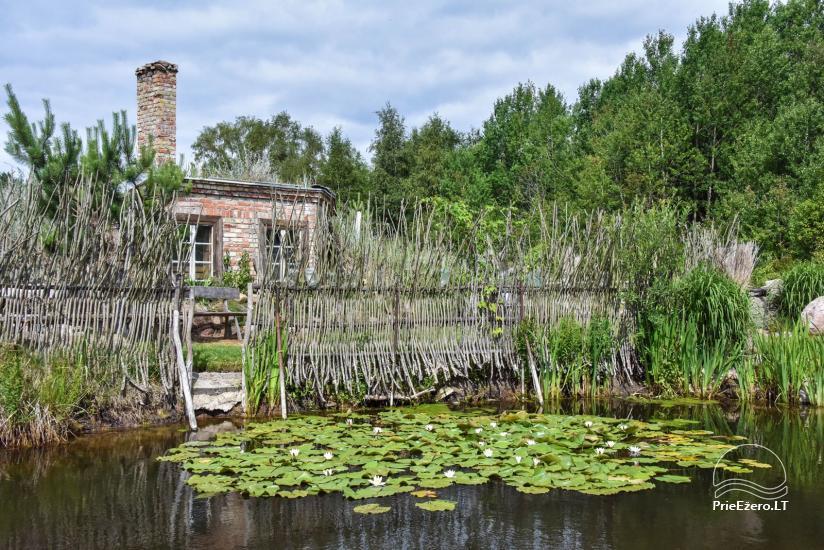 """Kavinė šventėms sodyboje """"JURGI"""" tarp jūros ir Papės ežero - 26"""