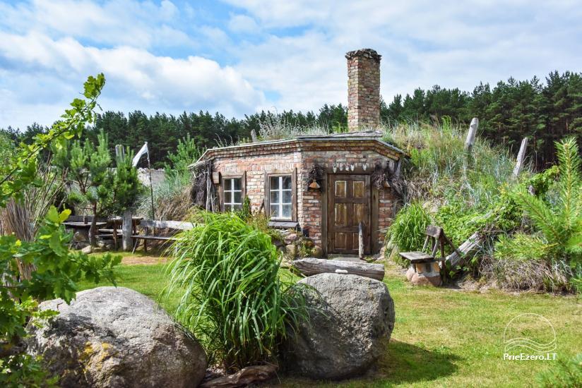 """Kavinė šventėms sodyboje """"JURGI"""" tarp jūros ir Papės ežero - 27"""