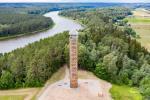 Birštono apžvalgos bokštas – aukščiausias Lietuvoje