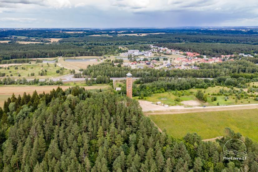 Birštono apžvalgos bokštas – aukščiausias Lietuvoje - 5