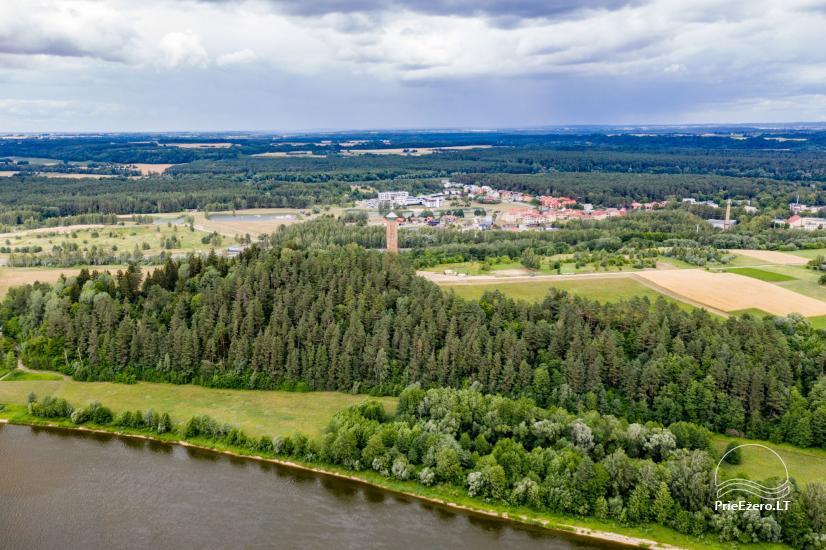 Birštono apžvalgos bokštas – aukščiausias Lietuvoje - 7