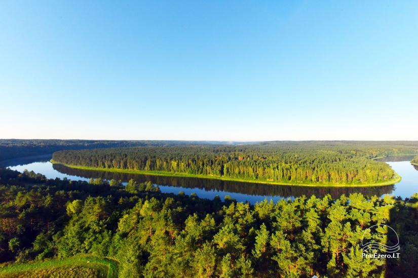 Birštono apžvalgos bokštas – aukščiausias Lietuvoje - 17