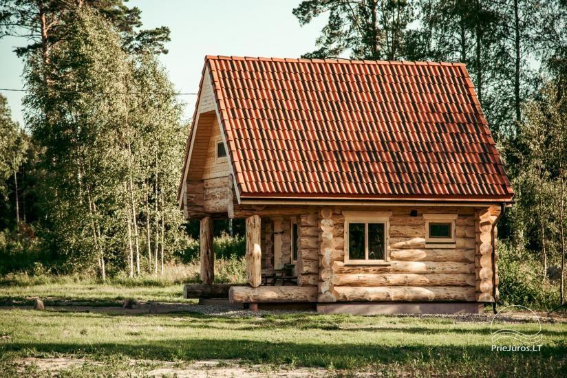 """Pirtis ritualai, SPA poilsis Jūrkalnėje, Ventspilio rajone """"Forest SPA & Apartments"""" - 19"""