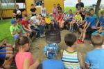 Sodyba - stovyklavietė Jurbarko rajone Raudonės Fazenda su pirtimi - 5