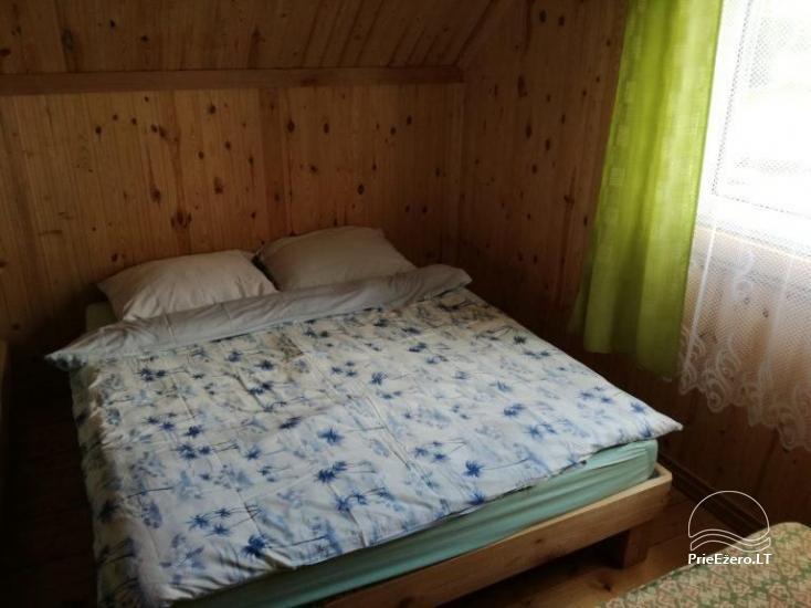 Sodyba - stovyklavietė Jurbarko rajone Raudonės Fazenda su pirtimi - 18