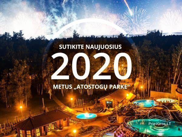"""Naujieji 2020-ieji metai """"ATOSTOGŲ PARKE"""" - 1"""