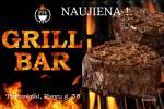 GRILL BAR - Jūsų šventėms. Renginiai, diskotekos, maitinimas ir apgyvendinimas