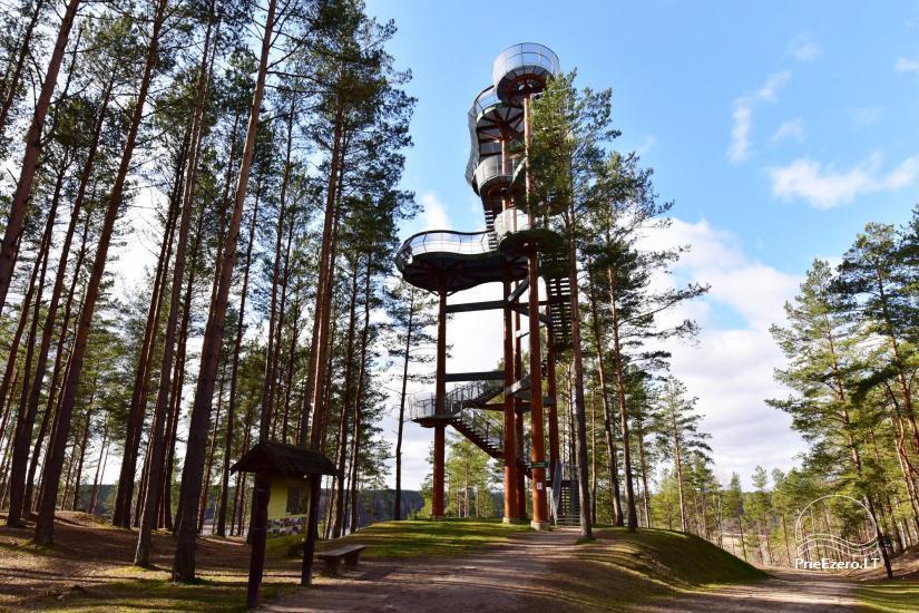 Merkinės apžvalgos bokštas - 2