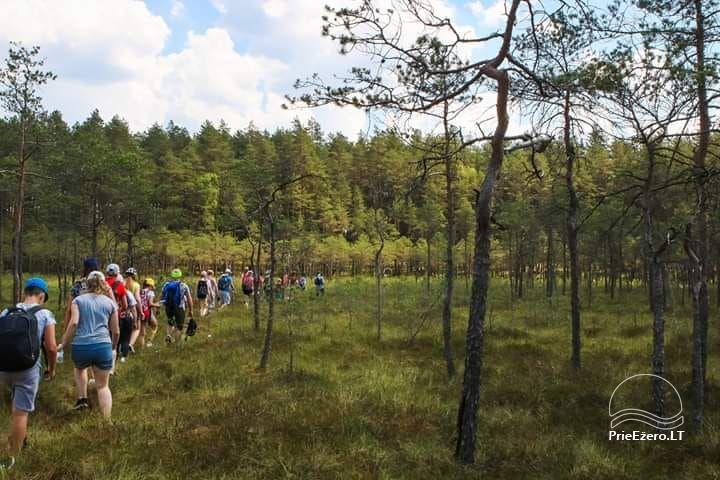 Pažink Labanorą! - pėsčiųjų žygis po Labanoro regioninį parką - 1