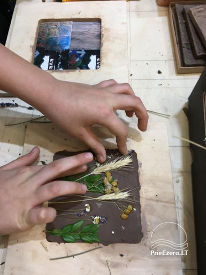 Pažintinė kūrybinė Edukacija Žymės žemėj Kaimo turizmo sodyba Ėvė - 17
