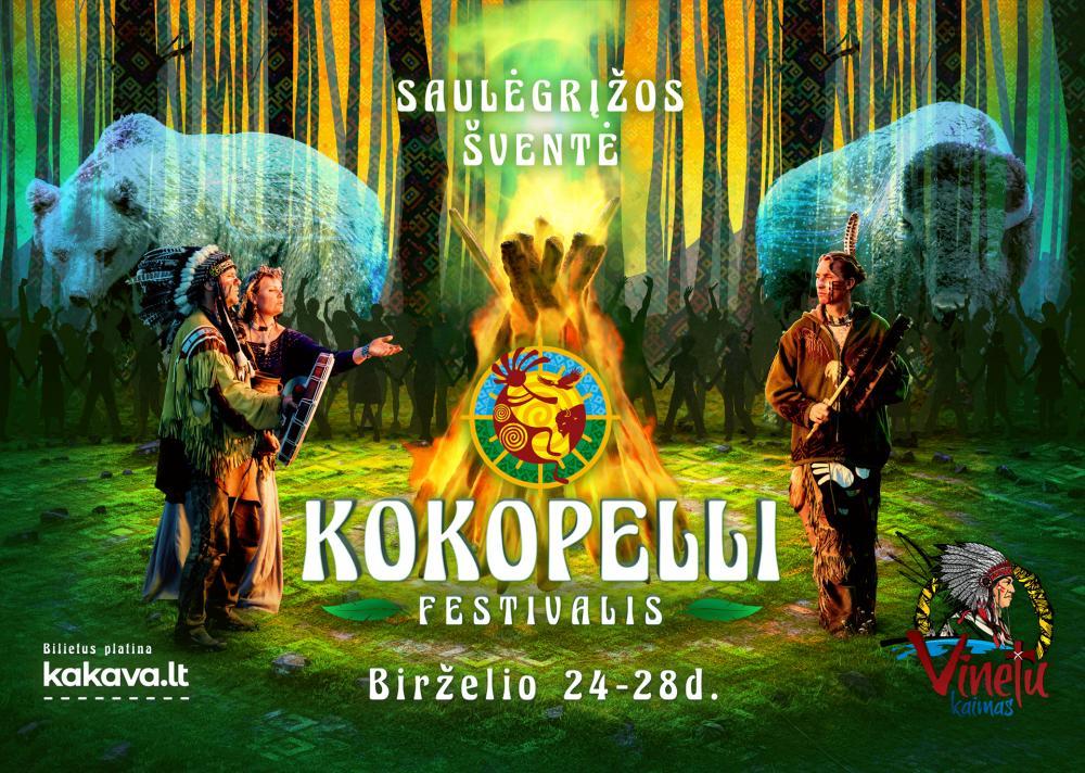 Kokopelli festivalis 2020 - 1