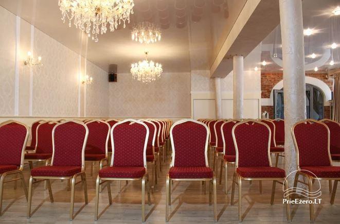 Konferencijų salės Radailių Dvare - 8