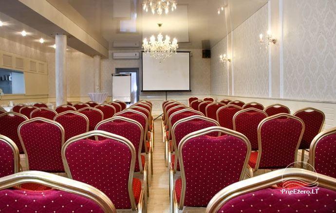 Konferencijų salės Radailių Dvare - 9