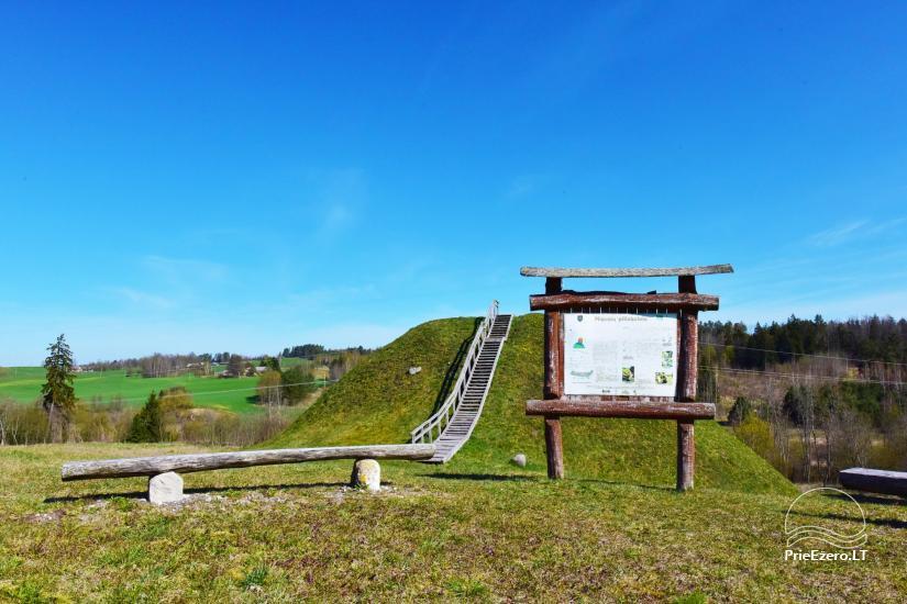 Migonių piliakalnis Kaišiadorių rajone - 3