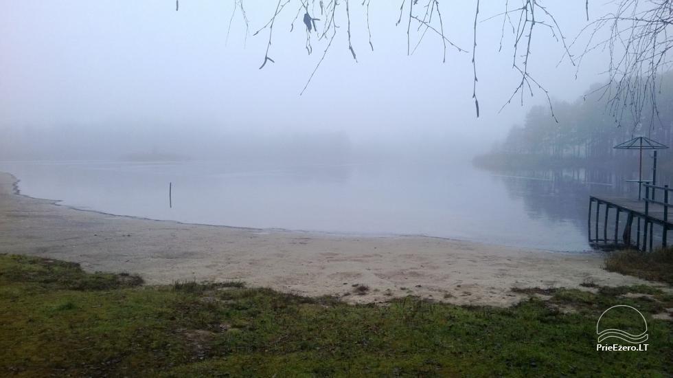Pirtis prie Salotės ežero (Vilnius) šalia Pilaitės mikrorajono - 6