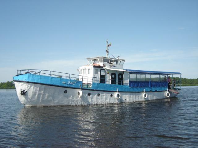 50 vietų laivas Neptūnas