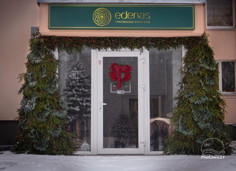 """Gėlės, floristika, dekoras Druskininkuose """"Edenas"""" - 2"""