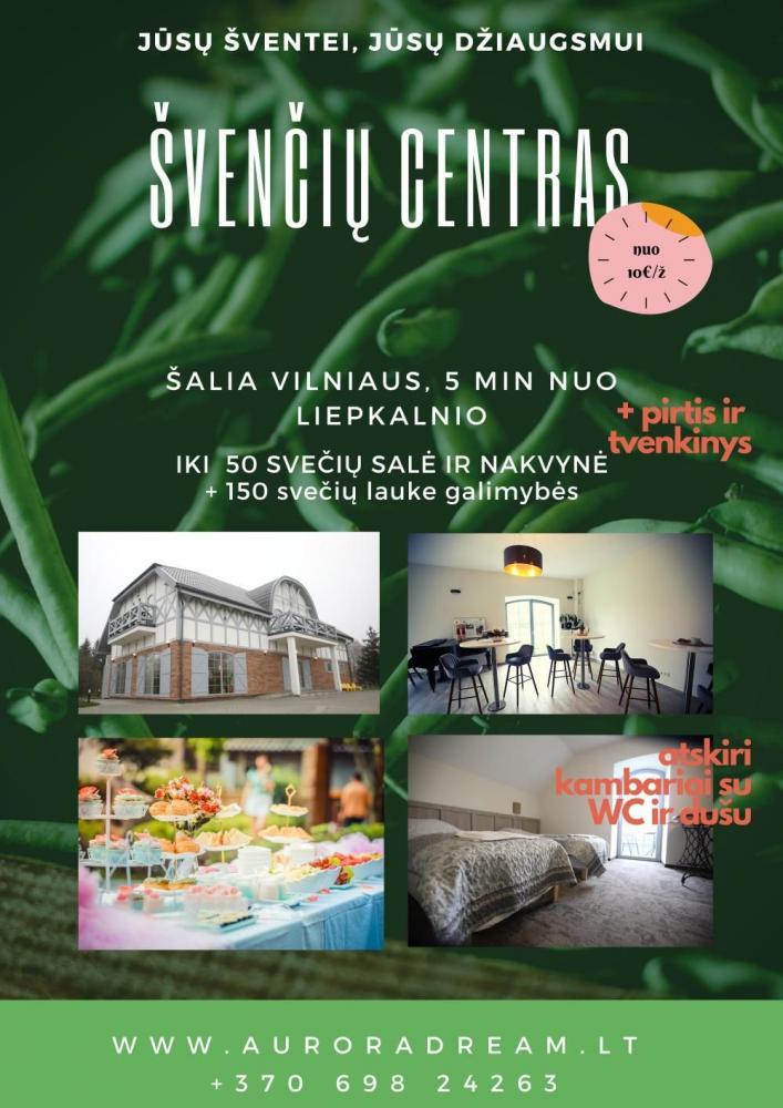 4active - sveikatingumo centras šalia Vilniaus sportui, šventei, renginiui - 1