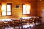18 vietų ir 40 vietų salės nuoma, pirtis ant ežero kranto Aukštadvaryje Antano Bielinio sodyboje - 11