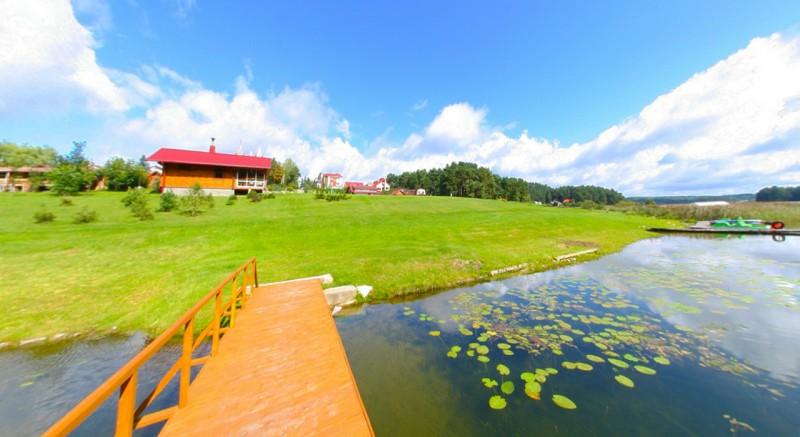 18 vietų ir 40 vietų salės nuoma, pirtis ant ežero kranto Aukštadvaryje Antano Bielinio sodyboje - 7