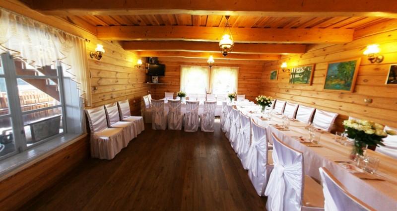 18 vietų ir 40 vietų salės nuoma, pirtis ant ežero kranto Aukštadvaryje Antano Bielinio sodyboje - 9