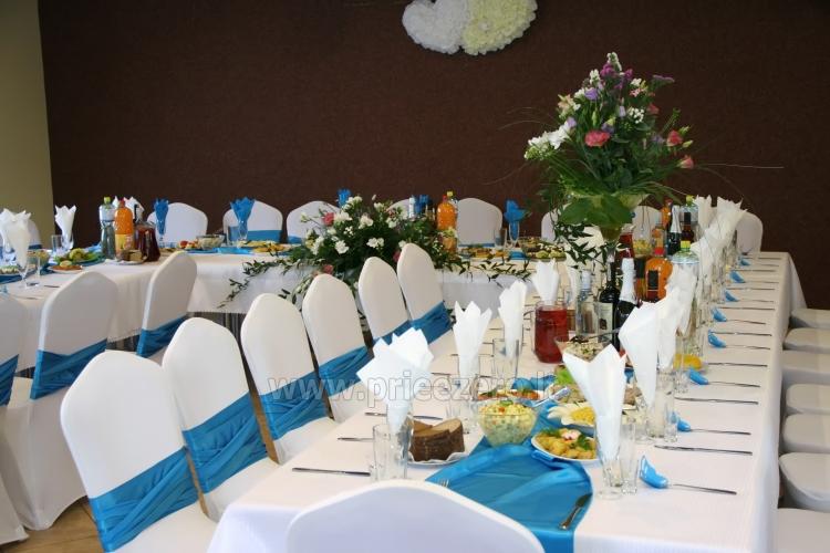 Salė vestuvėms, krikštynoms, gitmadieniui, įmonės šventei
