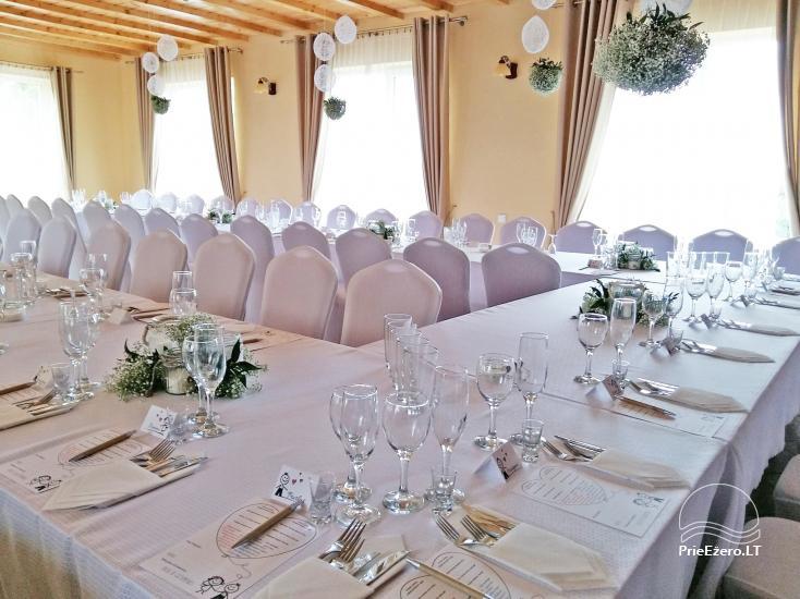"Sodyba vestuvėms ""MILDUPIS"" Varėnos rajone su 100 m² sale - 20"