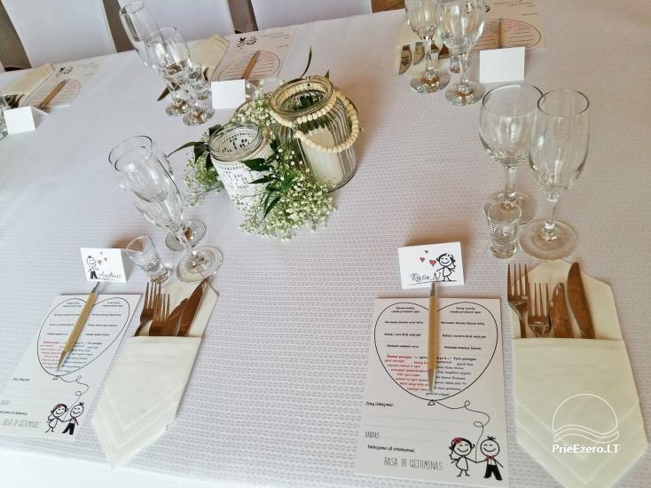 "Sodyba vestuvėms ""MILDUPIS"" Varėnos rajone su 100 m² sale - 21"