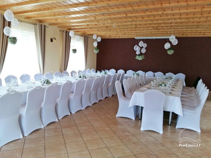 "Sodyba vestuvėms ""MILDUPIS"" Varėnos rajone su 100 m² sale - 19"